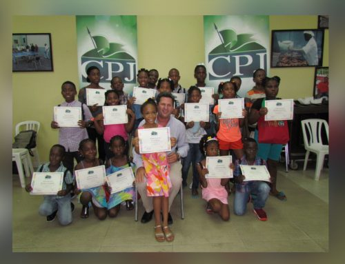 Corporate Hands | CPJ Provides Scholarship To Children